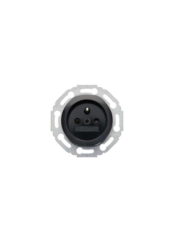 czarne gniazdo