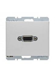 Gniazdo VGA aluminiowe
