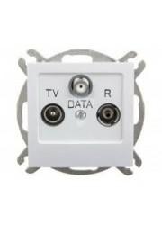 Gniazdo RTV-DATA