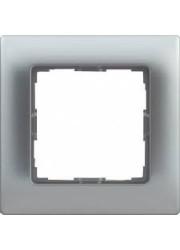 Ramka 1-krotna aluminium