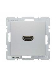 Gniazdo HDMI alu