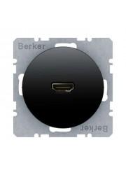 Gniazdo HDMI czarne