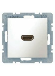 Gniazdo HDMI białe